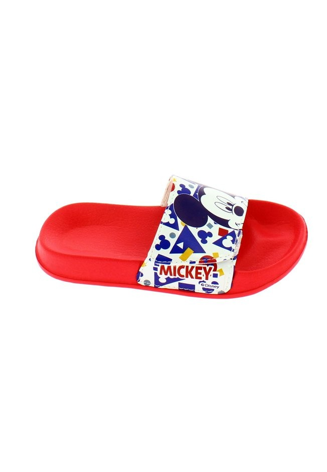 Papuci Mickey Mouse inchidere tip velcro 27-32